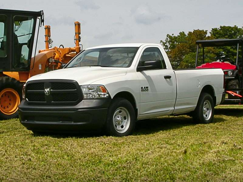 Research the 2016 RAM 1500