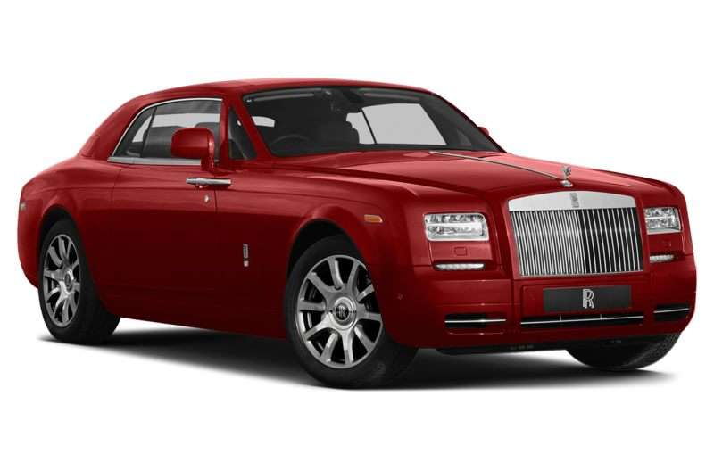 Research the 2015 Rolls-Royce Phantom Coupe