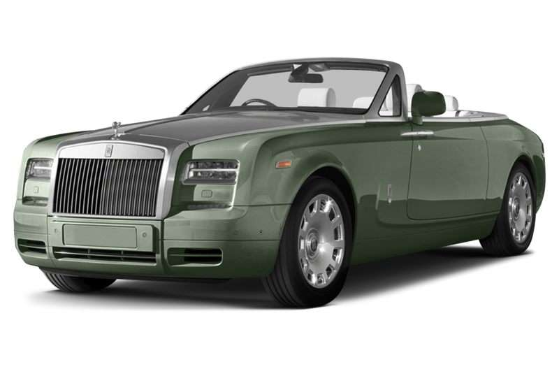 Research the 2015 Rolls-Royce Phantom Drophead Coupe