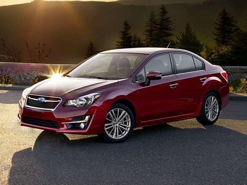 Research the 2015 Subaru Impreza