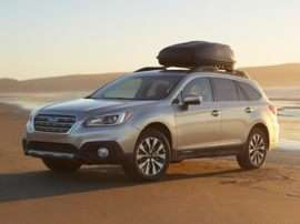2015 Subaru Outback 2.5i 4dr All-wheel Drive Wagon