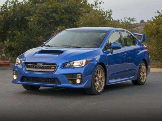 Subaru Makes A Return To The Isle of Man With A 2015 STI