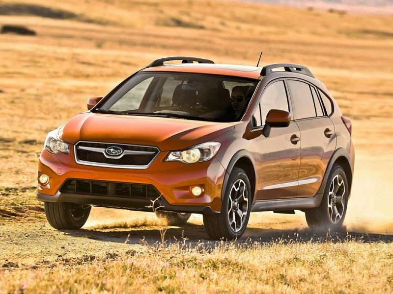 Research the 2015 Subaru XV Crosstrek