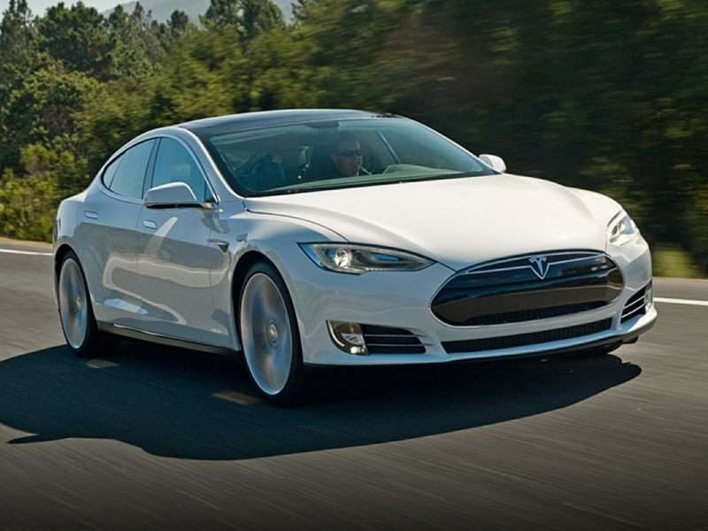Research the 2015 Tesla Model S