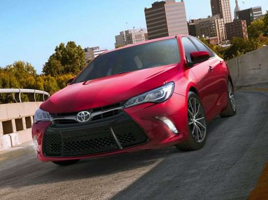 2015 Toyota Camry XSE Walkaround Video and Chief Engineer Insights