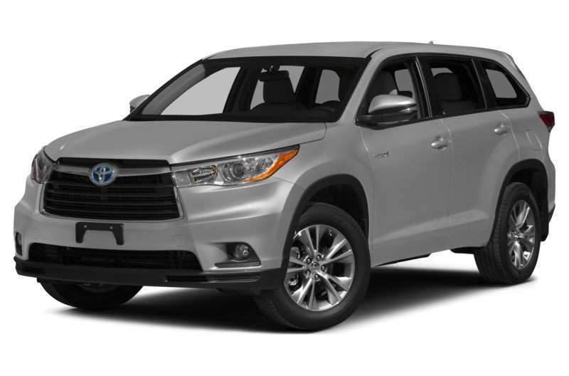 Research the 2015 Toyota Highlander Hybrid