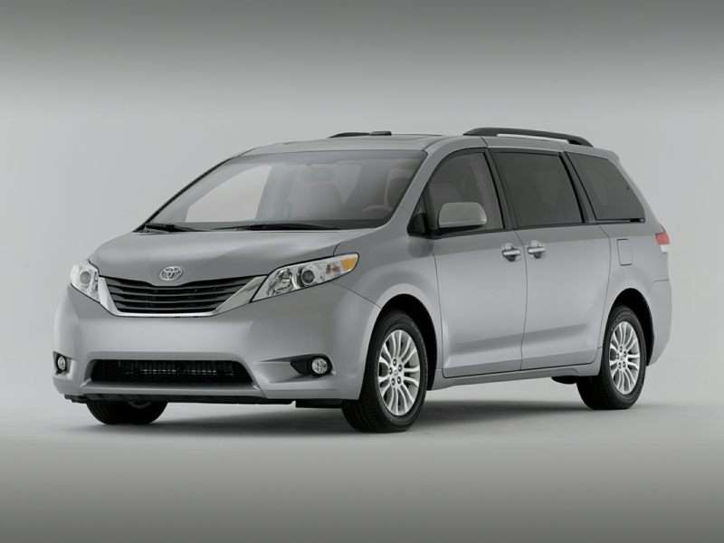 Research the 2015 Toyota Sienna