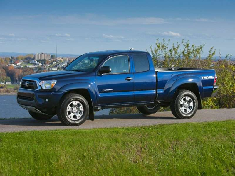 Research the 2015 Toyota Tacoma