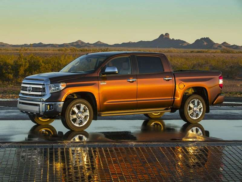 10 Best Used Trucks