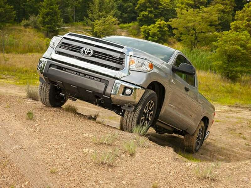 Toyota Announces Pricing On The 2015 Tundra TRD Pro