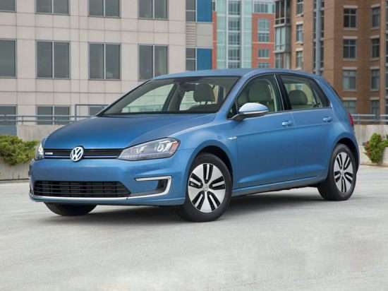 2015 Volkswagen e-Golf First Drive and Video Review