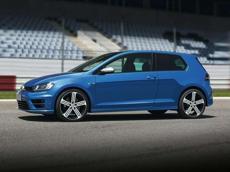 Research the 2015 Volkswagen Golf R