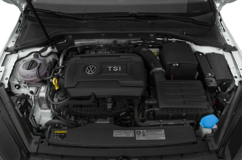 2015 vw golf engine