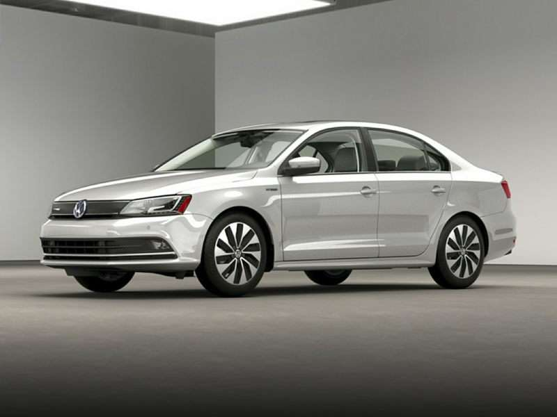Research the 2015 Volkswagen Jetta Hybrid