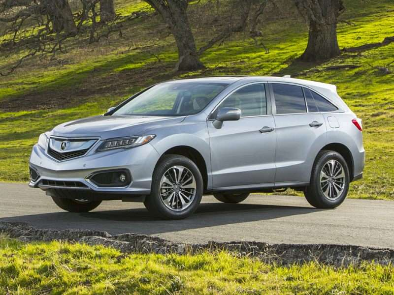Research the 2016 Acura RDX