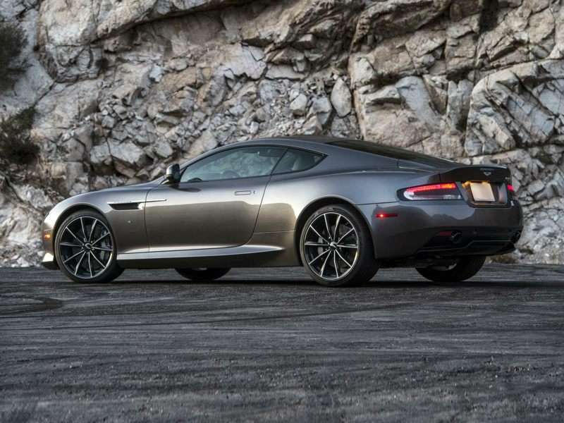 Research the 2016 Aston Martin DB9