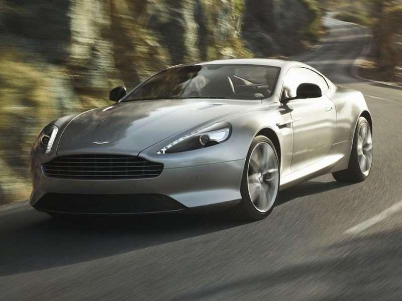 Research the 2016 Aston Martin DB9