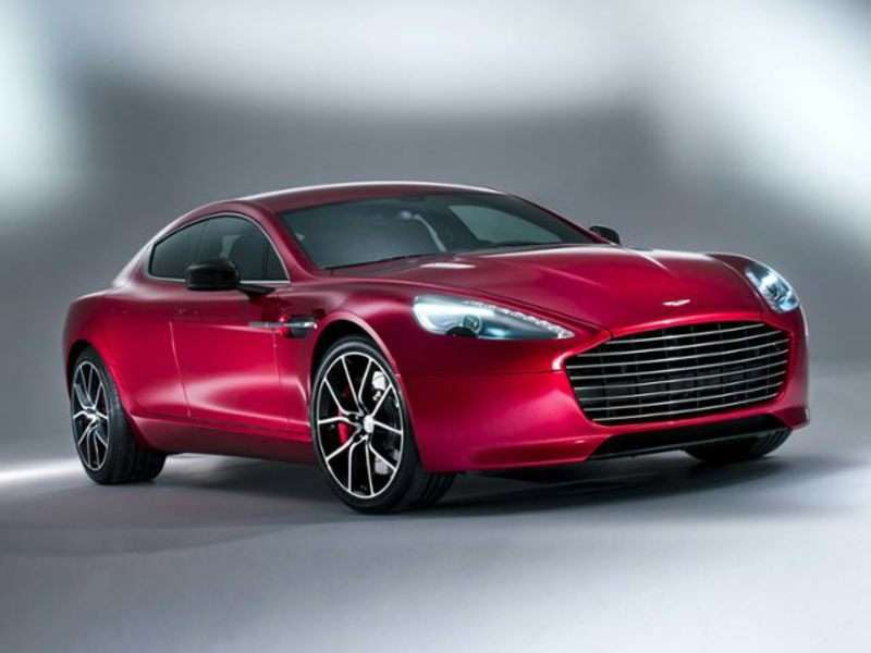 Research the 2016 Aston Martin Rapide S