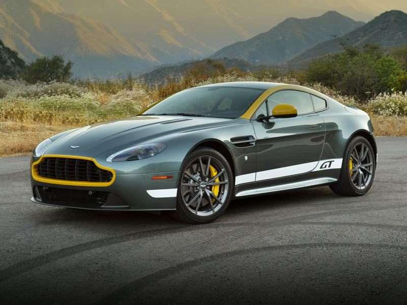 2017 Aston Martin