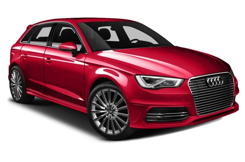 Research the 2016 Audi A3 e-tron