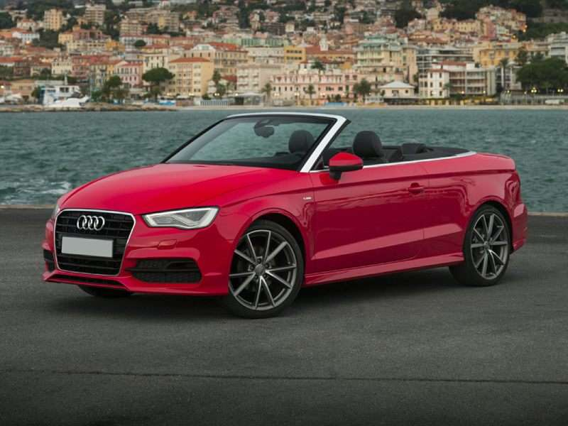 2016 Audi A3 FWD Cabriolet