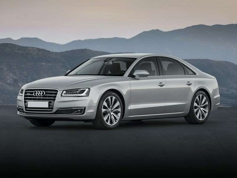 Research the 2016 Audi A8