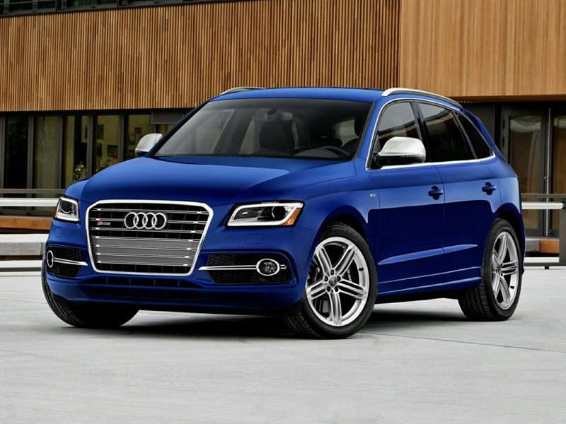 Research the 2016 Audi SQ5
