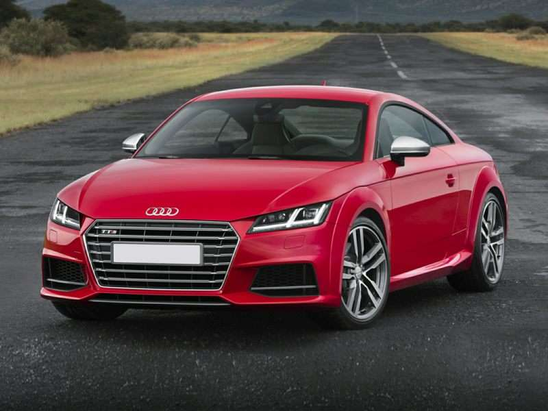Research the 2016 Audi TTS