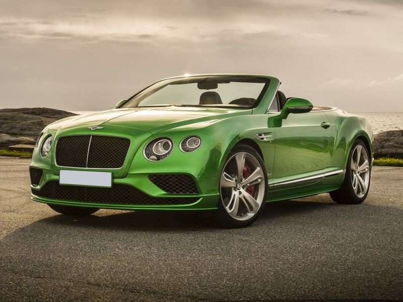 Research the 2016 Bentley Continental GT