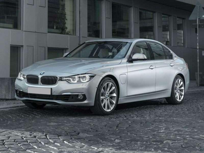 Research the 2016 BMW 330e