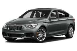 2016 BMW 550 Gran Turismo