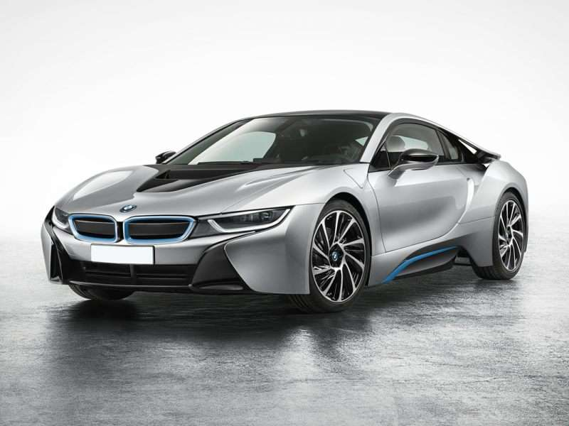 Research the 2016 BMW i8