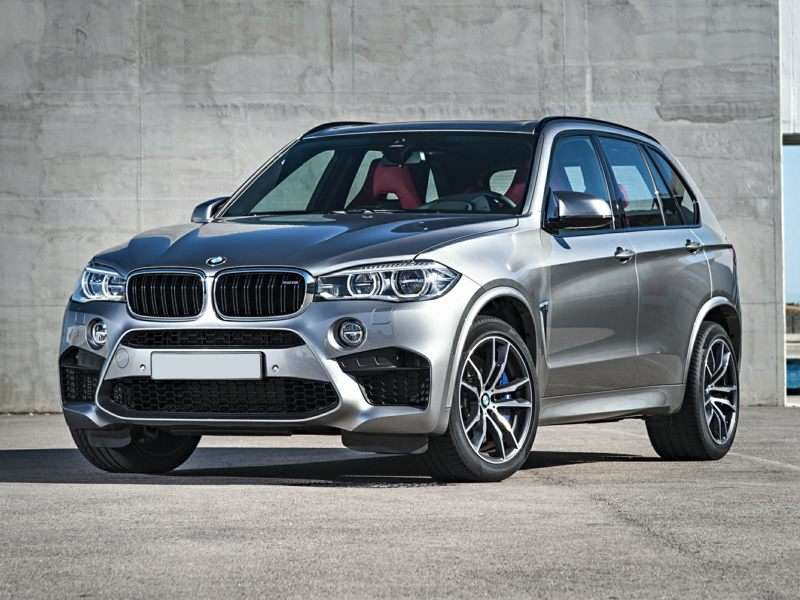 Research the 2016 BMW X5 M