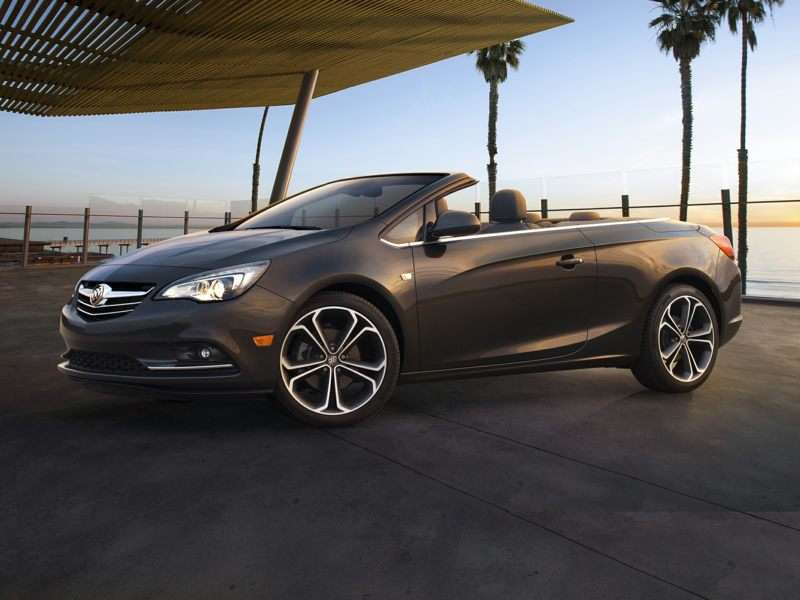 Research the 2016 Buick Cascada
