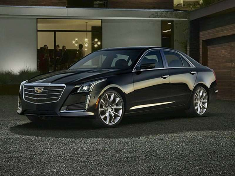 Research the 2016 Cadillac CTS