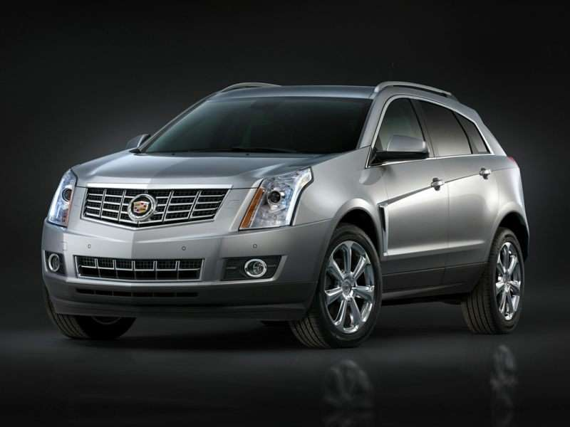 Research the 2016 Cadillac SRX