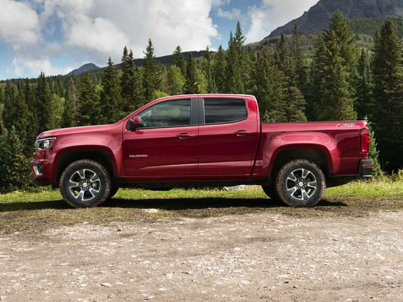 2016 Chevrolet Colorado Road Test and Review