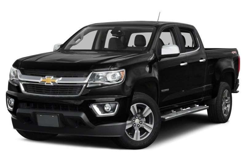 Research the 2016 Chevrolet Colorado