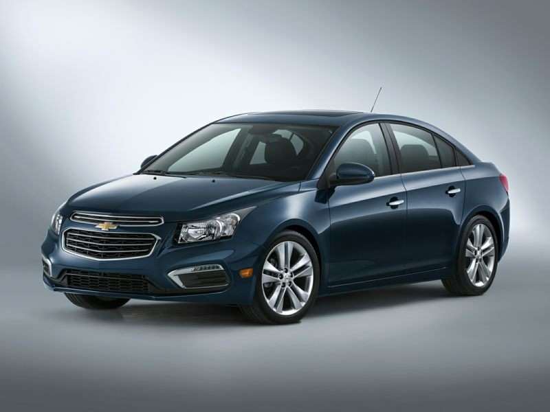 Research the 2016 Chevrolet Cruze Limited