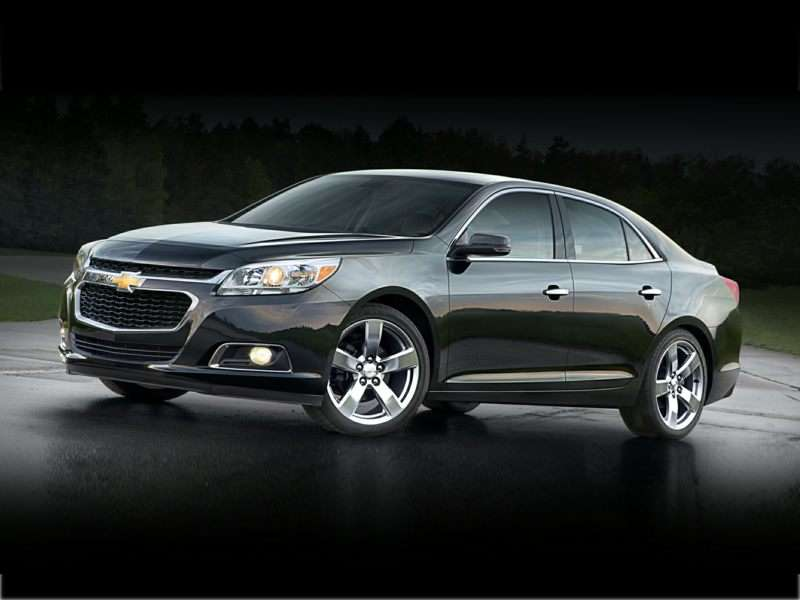 Research the 2016 Chevrolet Malibu Limited