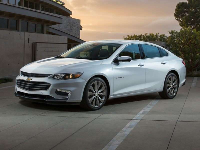 Research the 2016 Chevrolet Malibu