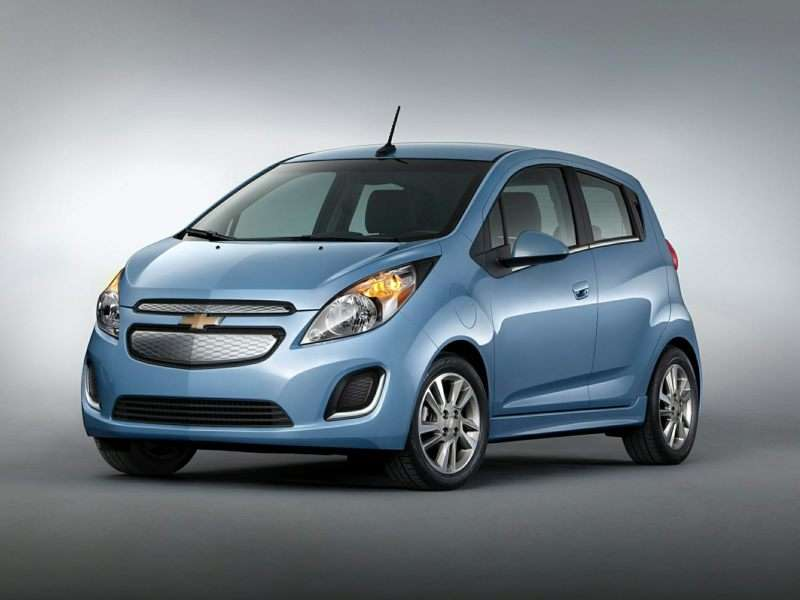 Research the 2016 Chevrolet Spark EV