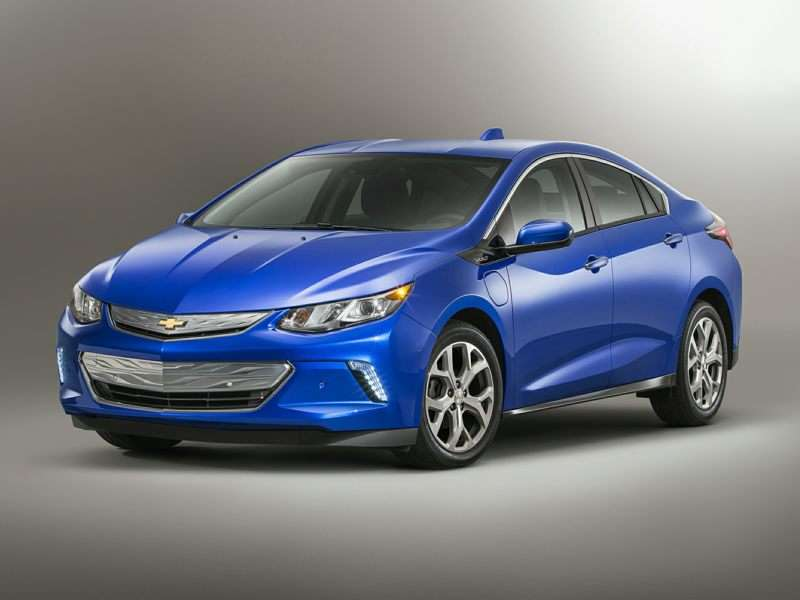 Research the 2016 Chevrolet Volt