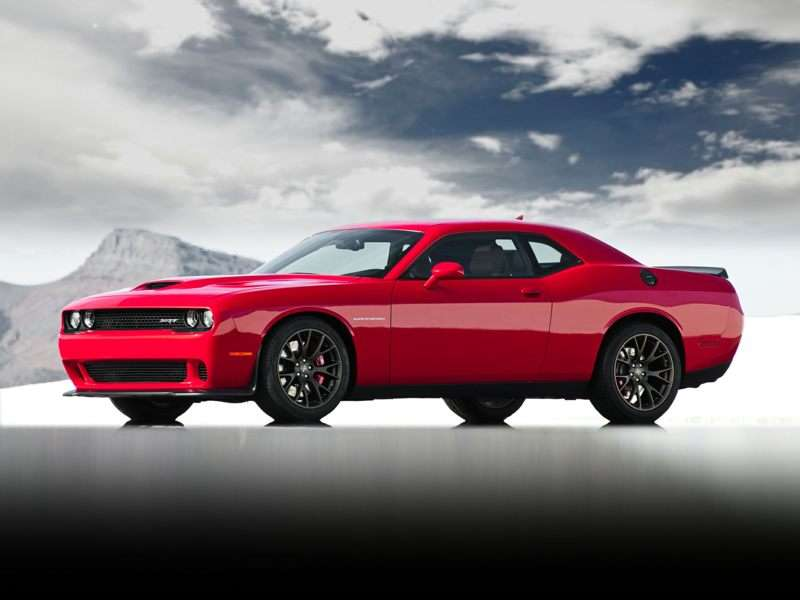 Research the 2016 Dodge Challenger