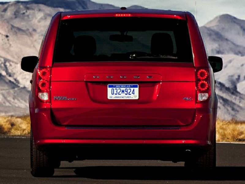 10 Things You Need To Know About The 2016 Dodge Grand Caravan