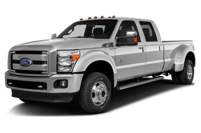 Research the 2016 Ford F-450