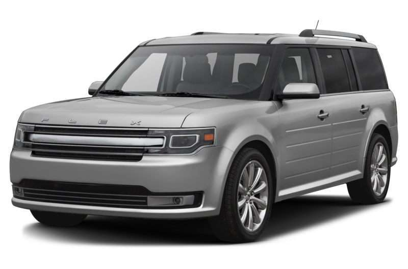 Research the 2016 Ford Flex