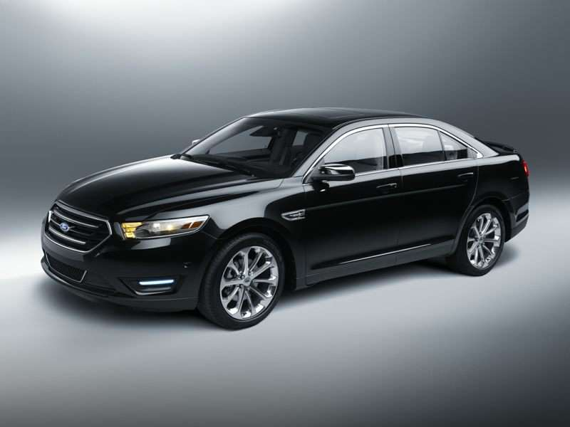 Research the 2016 Ford Taurus