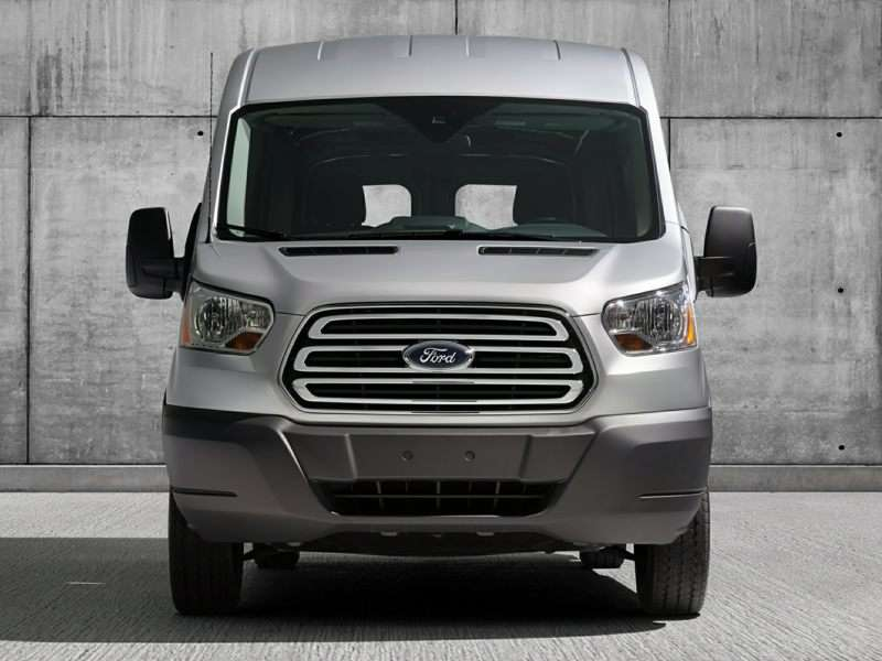 Research the 2016 Ford Transit-150