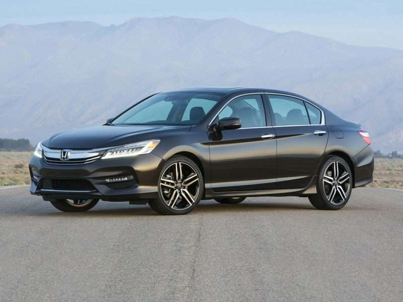 Research the 2016 Honda Accord